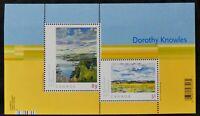 *Kengo* Canada stamp #2148 souvenir sheet Dorothy Knowles art MNH CV5 @E47