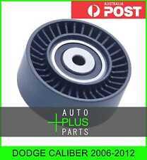 Fits DODGE CALIBER 2006-2012 - Idler Tensioner Drive Belt Bearing Pulley