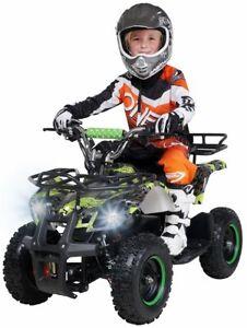Elektro Quad Miniquad Kinder Atv Torino 1000Watt Pocketquad Racer Kid Pocketbike