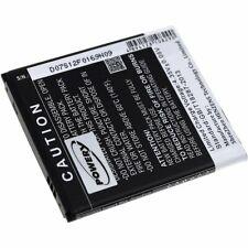 Akku für Emporia Smart 3,8V 2600mAh/9,88Wh Li-Ion Schwarz