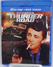 Thunder Road (Blu-Ray/DVD,Mar-2015) Classic 1958 Crime/Drama w Robert Mitchum