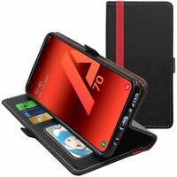 ebeststar Etui Samsung A70 Galaxy A705F Portefeuille Housse PU Cuir Porte-Cartes