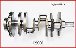 Enginetech CRANKSHAFT W/ BEARINGS Fits 1999-2006 CHEVROLET LS 6.0L LQ4 LQ9