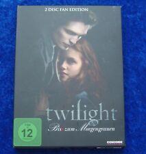 Twilight Biss zum Morgengrauen 2 Disc Fan Edition, DVD Box