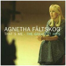 AGNETHA FALTSKOG - That's Me - Greatest Hits Nuovo CD