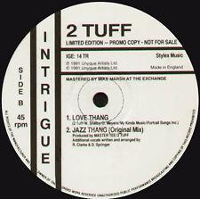 2 TUFF - Jazz Thang (Joey Negro Remix) - 1991 - Intrigue - IGE: 14TR - Uk