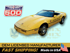 1986 Chevrolet Corvette Indy 500 Pace Car Decals & Stripes Kit