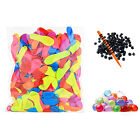 500 Kids Water Balloons Bunch O Water Bombs Refill Kit Tools New Trendy