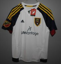 MLS Real Salt Lake Adidas Soccer Jersey New Youth Sizes