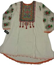 Indian Bollywood Chiffon Sleeves embroided Designer Ladies Women Dress Pakistani