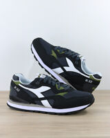 Diadora Scarpe Sportive Sneakers Sportswear lifestyle N92 Uomo Nero