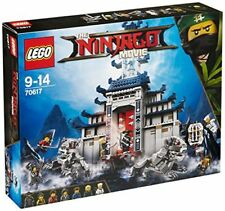 LEGO 70617 Le Temple De L'arme Ultime SUPREME + 100% NEUF NINJA GO MOVIE NINJAGO