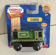 Thomas & friends- authentic -LUKE-  NIP- retired FREE first class shipping