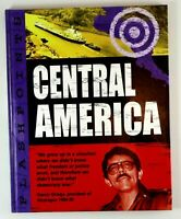 Central America by Anita Ganeri HC 2005 History Facts Politics Daniel Ortega