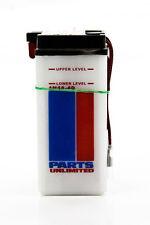 Parts Unlimited 6-Volt Conventional Battery Kit 6N4A-4D-FP