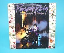 PRINCE AND THE REVOLUTION PURPLE RAIN 1984 VINYL LP WARNER 925 110-1 WE 361 FRAN