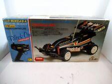 Vintage 80's Nikko Japan 1/16 Frame Buggy Black Cat 4WD BOX Taiyo Tyco Tamiya