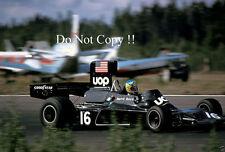 Bertil roos shadow DN3 swedish grand prix 1974 photo 1