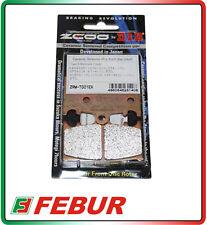 Pastiglie Freno DID Zcoo T001 EX Suzuki 400 GSF Katana/ Bandit 92-93