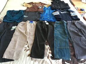 Boys Clothes Bundle Aged 4-5 Years Some New With Tags