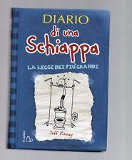 Diario di una schiappa. La legge dei più grandi - jeff kinney - 2009