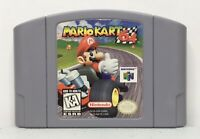 Nintendo 64 N64 Mario Kart 64 Video Game Cartridge *Authentic/Cleaned/Tested*