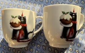 Splat The Cat Christmas Mugs