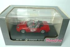 NISSAN ZX CONVERTIBLE ROUGE - RED ( Art 161 ) - DETAIL CARS  1/43