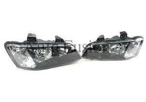 Headlights Left & Right For Holden Commodore VE OMEGA/BERLINA/SV6 2006-2010 Pair