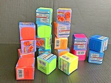 Silly Putty Buddeez Finger Puppet Mystery Molds Party Favors Set Of 18 - NEW -IB