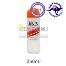 Nuru Gel - Premium Massage Gel - Standard 250mL - NURU Massage