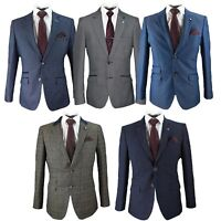 Cavani Mens Designer Branded Smart Casual Blazer Jacket, BNWT