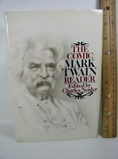 The Comic Mark Twain Reader edited by Charles Neider 1977
