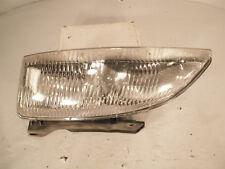 95-99 Chevrolet Cavalier LH driver side headlight & mount bracket 16518383