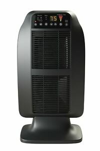 Honeywell Heat-Genius Ceramic Space Heater Digital HCE845B Black Tower