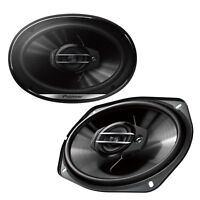 """PIONEER TS-G6930F 800W 6"""" X 9"""" G-SERIES 3-WAY COAXIAL CAR AUDIO STEREO SPEAKERS"""