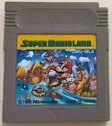 Super Mario Land GB (Nintendo GameBoy, 1989) Game Boy Cartridge