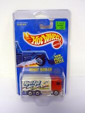 HOT WHEELS HIWAY HAULER #142 Kool-Aid Die-Cast Camión MOC COMPLETO 1991