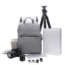 Waterproof DSLR Camera Bag Case Shoulder Sling Backpack for Canon Nikon G3H6