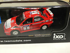 MITSUBISHI LANCER EVO VI Makinen Australia 99 IXO RALLY 1:43 DIECAST-CAR RAM510