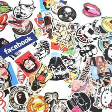 300pcs Sticker Bomb Decal Graffiti Roll mix Car Skateboard Laptop Luggage Guitar