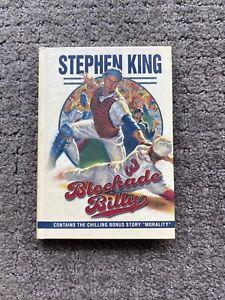 Blockade Billy by Stephen King (Hardback) 1st Edition