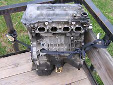 Toyota 1ZZ-FE engine out of 2004 Pontiac Vibe - Core/For Parts only!