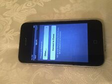 Apple iPhone 3Gs  8GB   genuine original   FOR PARTS