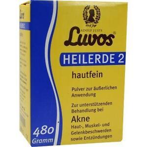 LUVOS Heilerde 2 hautfein 480 g