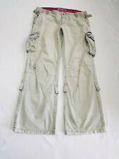 Womens Rusty Cargo Pants Size 14