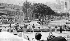 Grand Prix de Mónaco 1966 Jo Bonnier Cooper Maserati Graham Hill Fotografía Foto 2