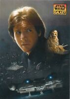2012 TOPPS STAR WARS GALAXY 7 - PICK / CHOOSE YOUR CARDS