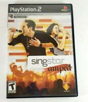 Singstar Amped - Playstation 2 PS2 Game - Complete & Tested