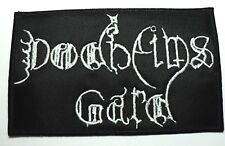 DODHEIMSGARD  LOGO  EMBROIDERED PATCH